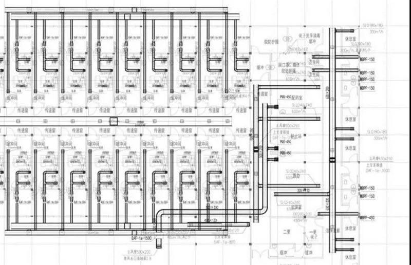 火神山医院空调设计解析